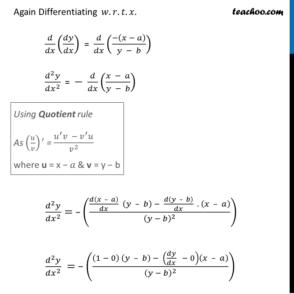 Misc  15 - Chapter 5 Class 12 Continuity and Differentiability - Part 3