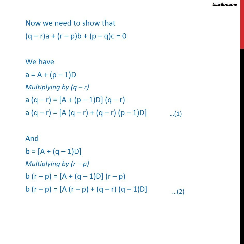 Misc 15 - Chapter 9 Class 11 Sequences and Series - Part 3
