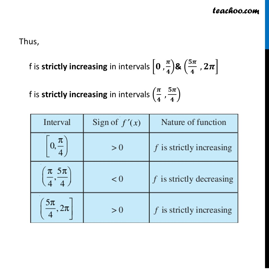 Example 13 - Chapter 6 Class 12 Application of Derivatives - Part 6