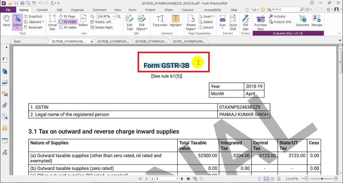 2. Open Form GSTR - 3B April.jpg