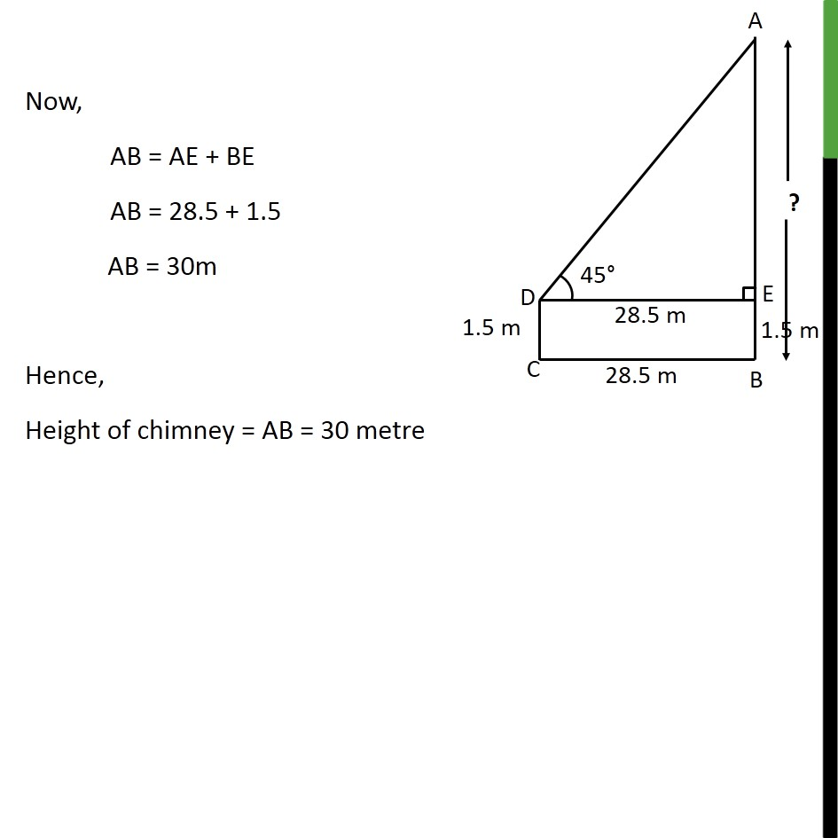 Example 3 - Chapter 9 Class 10 Some Applications of Trigonometry - Part 3