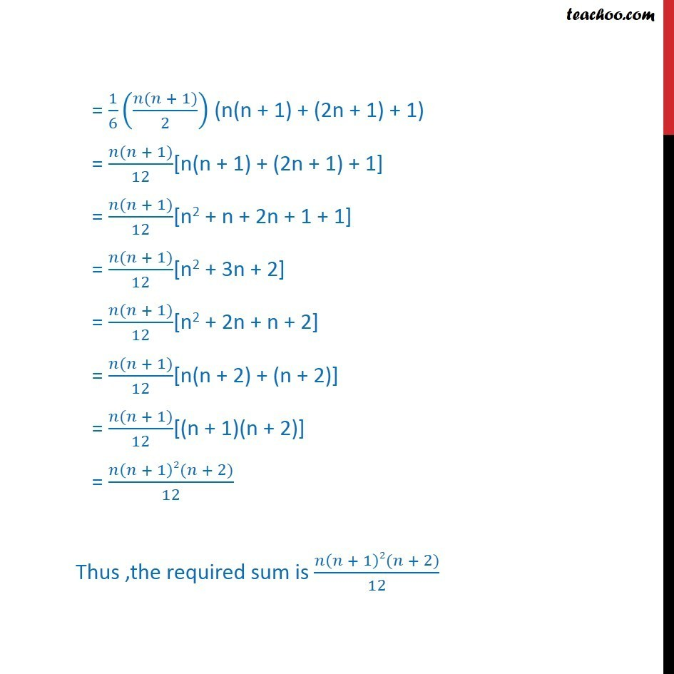 Ex 9.4, 7 - Chapter 9 Class 11 Sequences and Series - Part 3