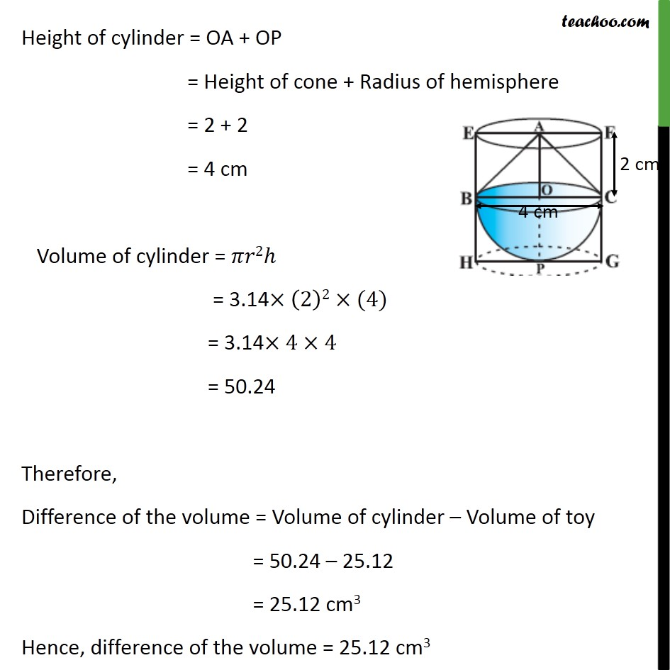 Example 7 - Chapter 13 Class 10 Surface Areas and Volumes - Part 4
