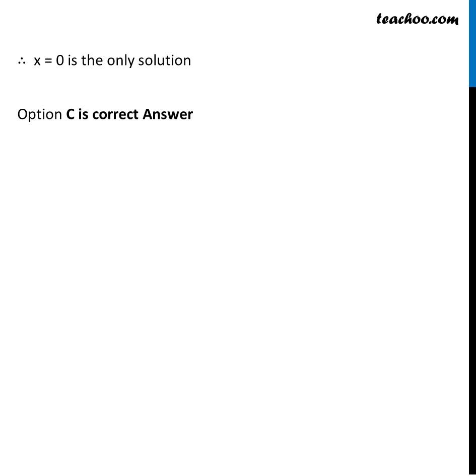 Misc 16 - Chapter 2 Class 12 Inverse Trigonometric Functions - Part 5