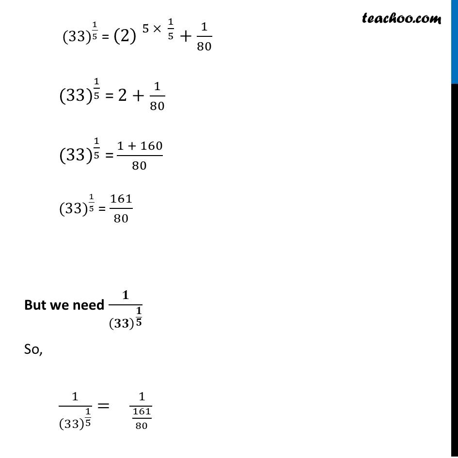 Misc 1 - Chapter 6 Class 12 Application of Derivatives - Part 8