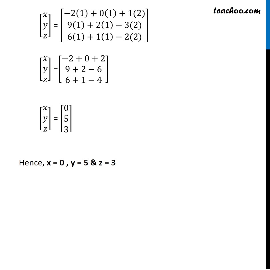 Example 33 - Chapter 4 Class 12 Determinants - Part 5