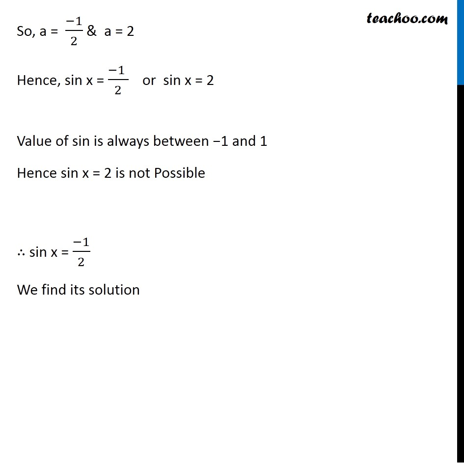 Example 24 - Chapter 3 Class 11 Trigonometric Functions - Part 3