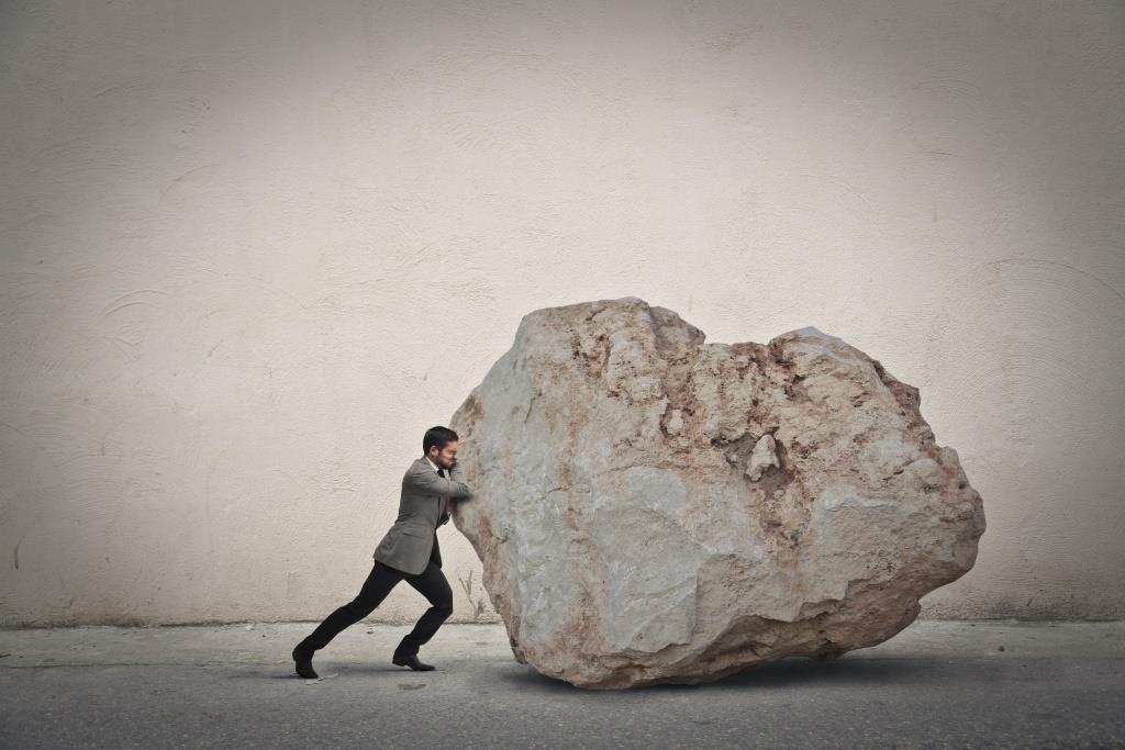 Pushing a huge rock.jpeg
