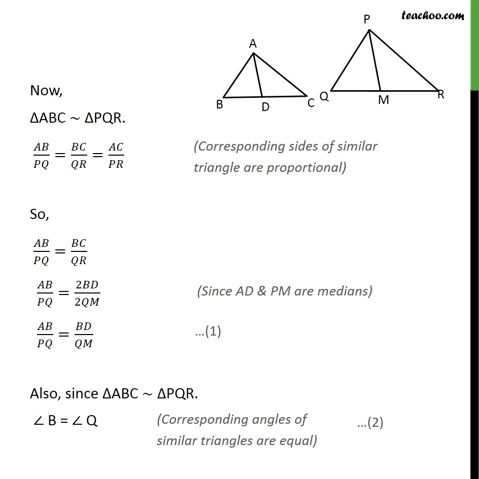 Ex 6.3, 16 - Chapter 6 Class 10 Triangles - Part 2