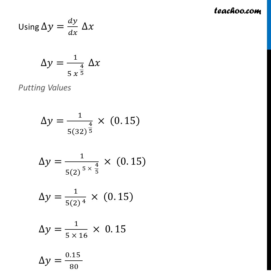 Ex 6.4, 1 (xv) - Chapter 6 Class 12 Application of Derivatives - Part 2