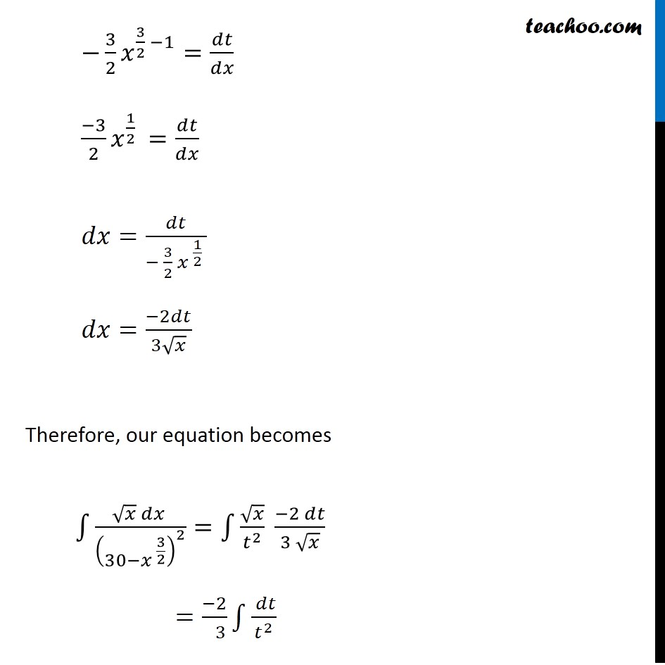 Example 27 - Chapter 7 Class 12 Integrals - Part 3