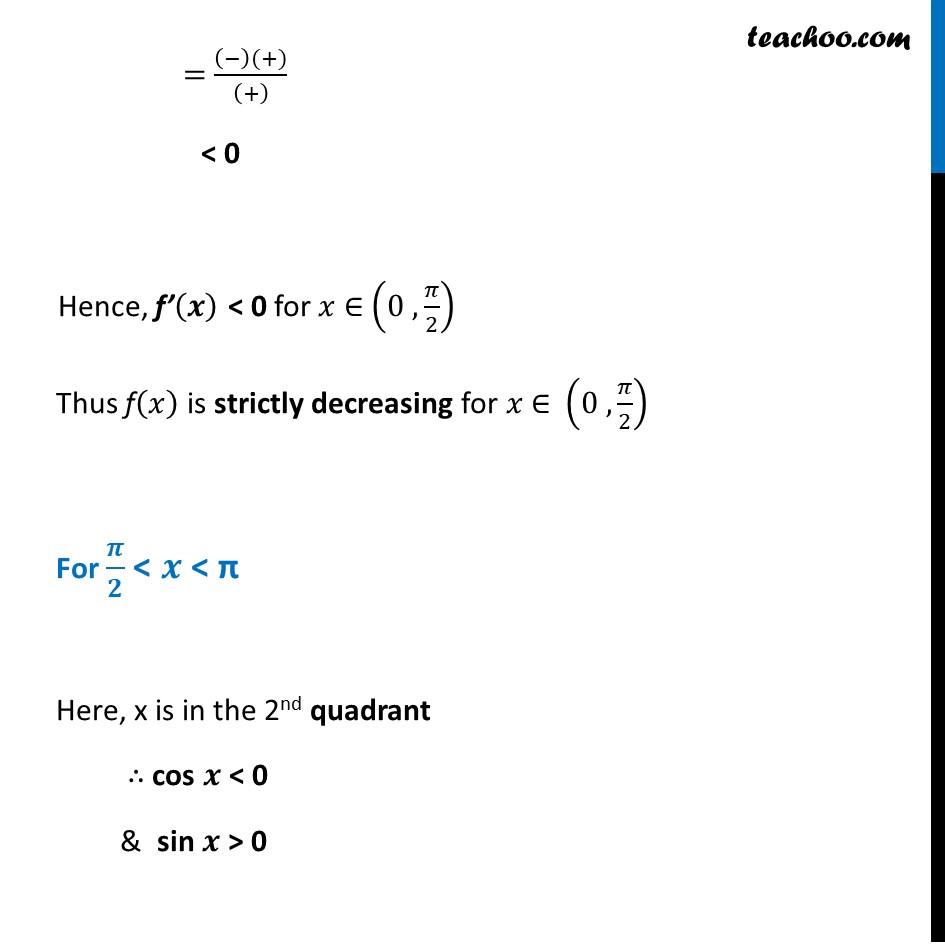 Ex 6.2,17 - Chapter 6 Class 12 Application of Derivatives - Part 3