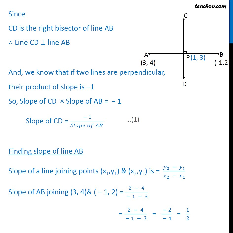 Ex 10.3, 13 - Chapter 10 Class 11 Straight Lines - Part 2