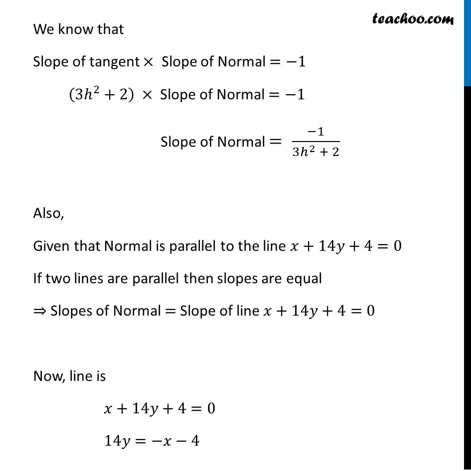 Ex 6.3,21 - Chapter 6 Class 12 Application of Derivatives - Part 3