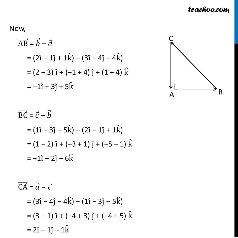 Ex 10.2, 17 - Chapter 10 Class 12 Vector Algebra - Part 2