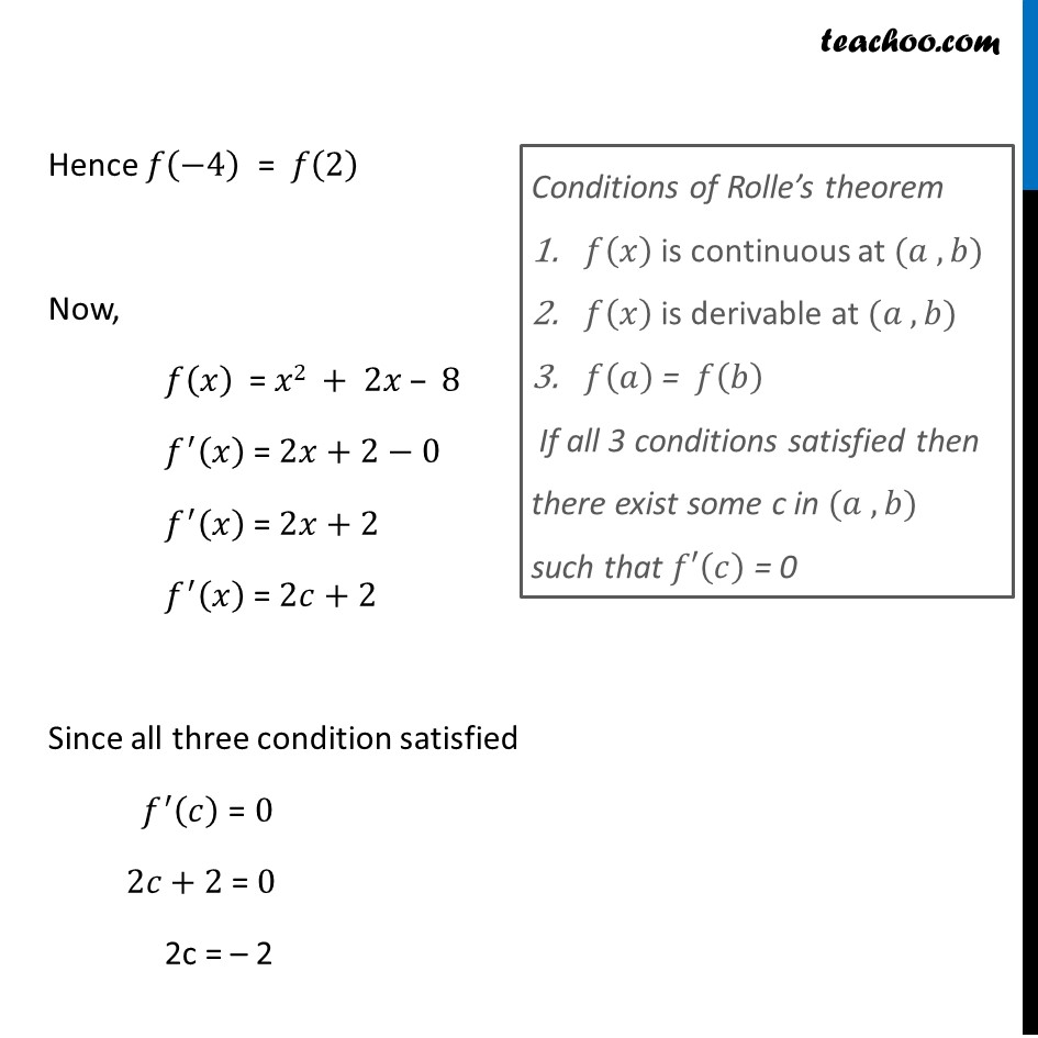 Ex 5.8, 1 - Chapter 5 Class 12 Continuity and Differentiability - Part 3