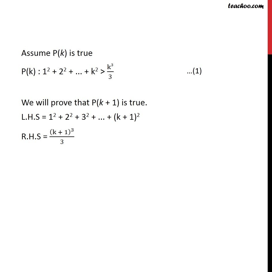 Example 7 - Chapter 4 Class 11 Mathematical Induction - Part 3