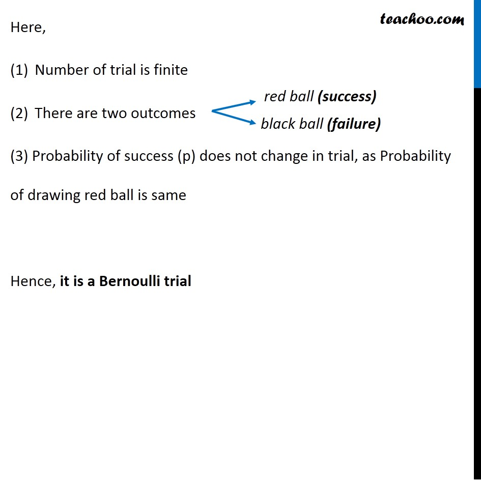 Example 30 - Chapter 13 Class 12 Probability - Part 2