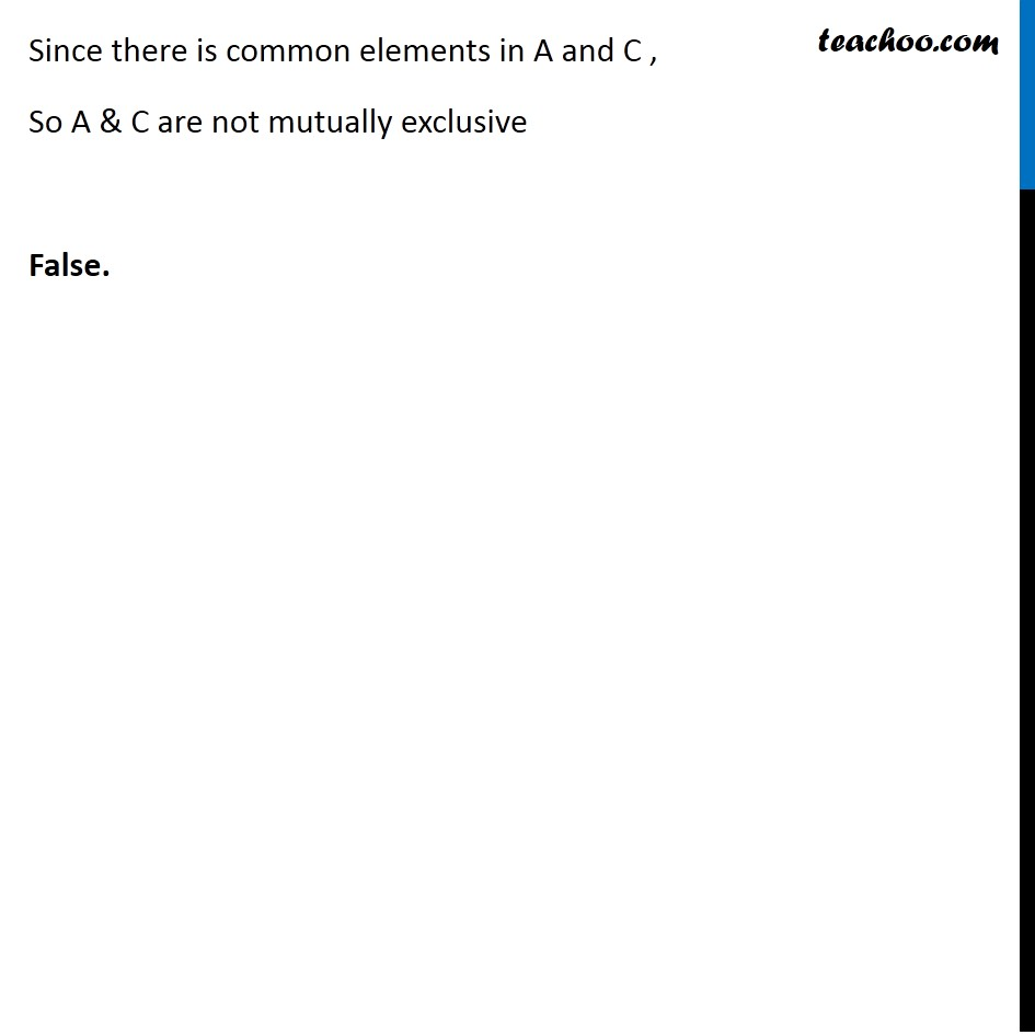 Ex 16.2, 7 - Chapter 16 Class 11 Probability - Part 8