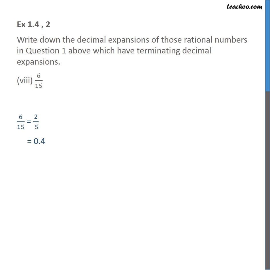 Ex 1.4, 2 - Chapter 1 Class 10 Real Numbers - Part 15