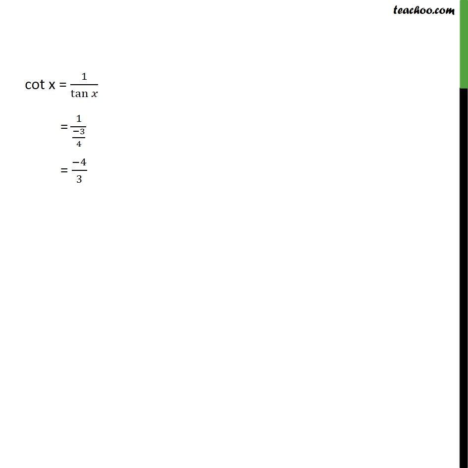 Ex 3.2, 2 - Chapter 3 Class 11 Trigonometric Functions - Part 4