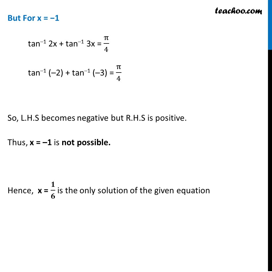 Example 13 - Chapter 2 Class 12 Inverse Trigonometric Functions - Part 3