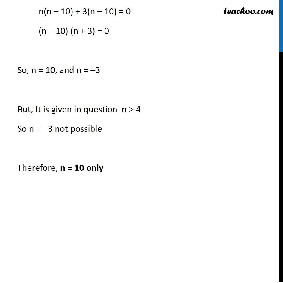 Example 12 - Chapter 7 Class 11 Permutations and Combinations - Part 3