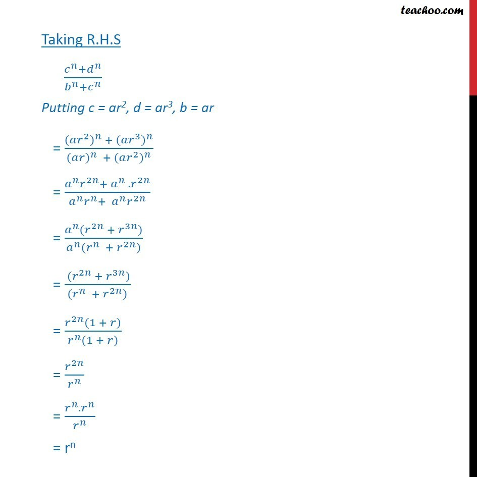 Misc 17 - Chapter 9 Class 11 Sequences and Series - Part 3