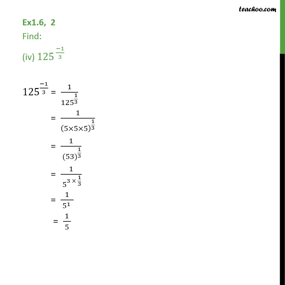 Ex 1.6,2 - Chapter 1 Class 9 Number Systems - Part 4