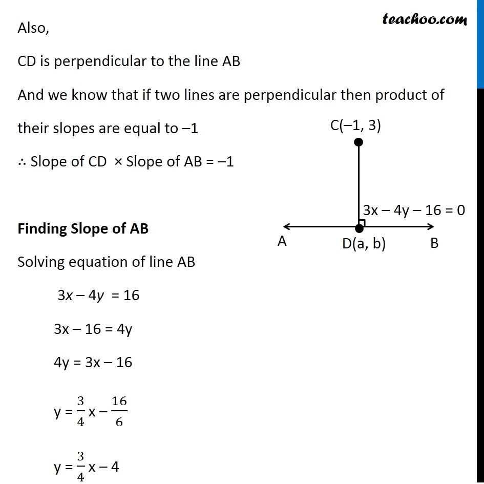 Ex 10.3, 14 - Chapter 10 Class 11 Straight Lines - Part 2