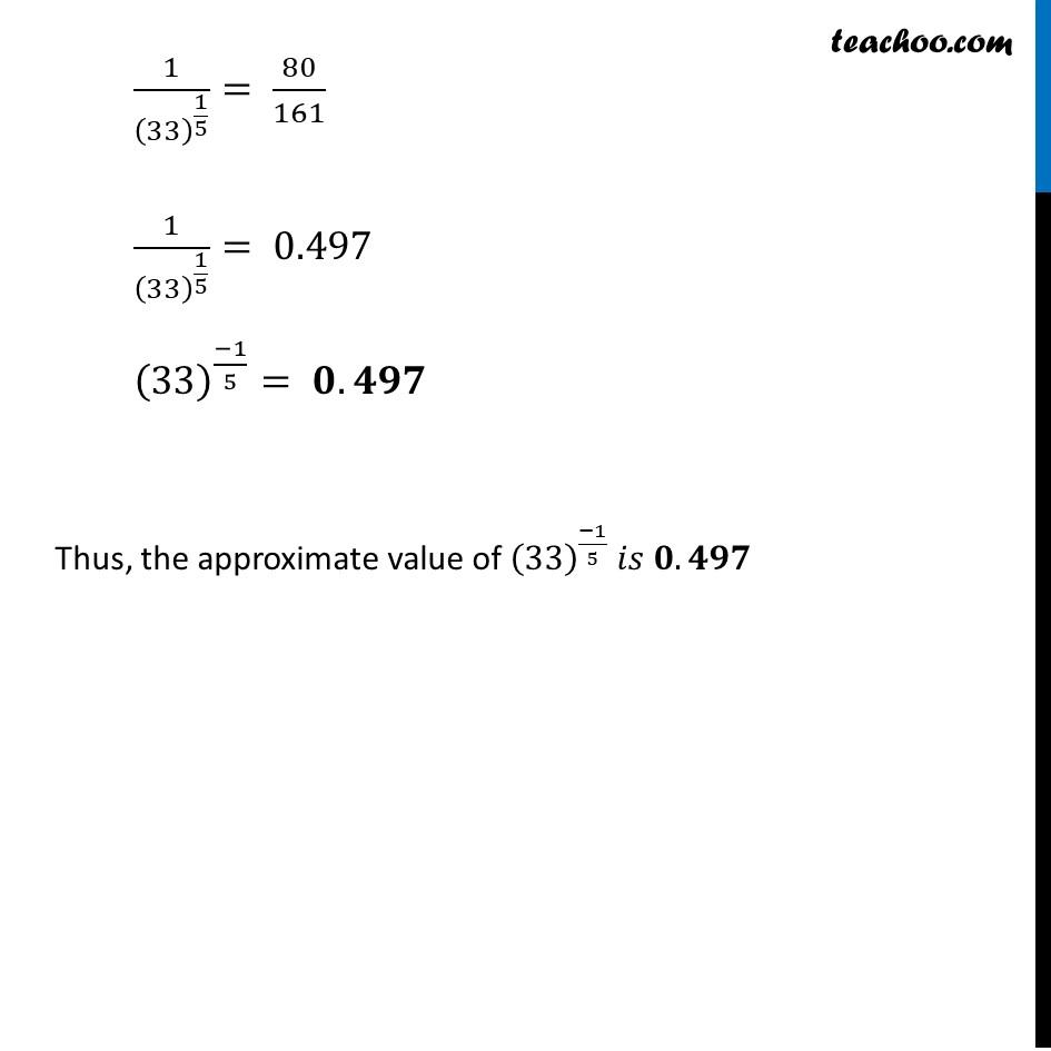 Misc 1 - Chapter 6 Class 12 Application of Derivatives - Part 9