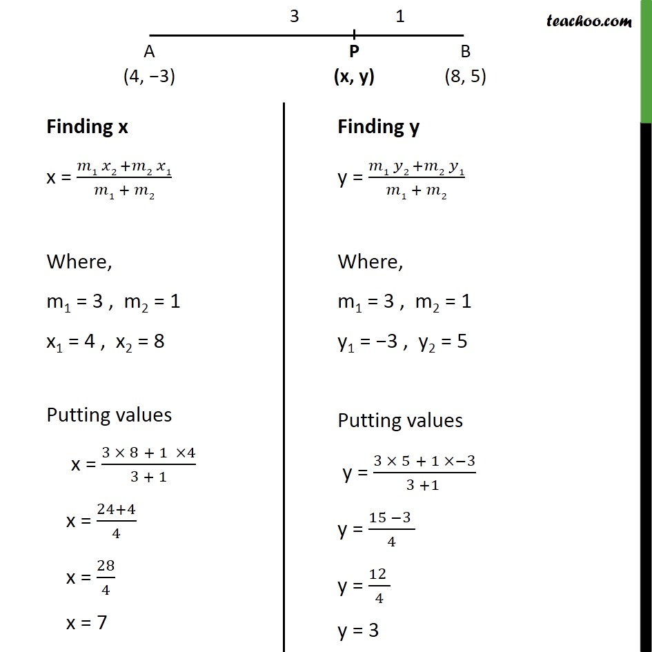 Example 6 - Chapter 7 Class 10 Coordinate Geometry - Part 2