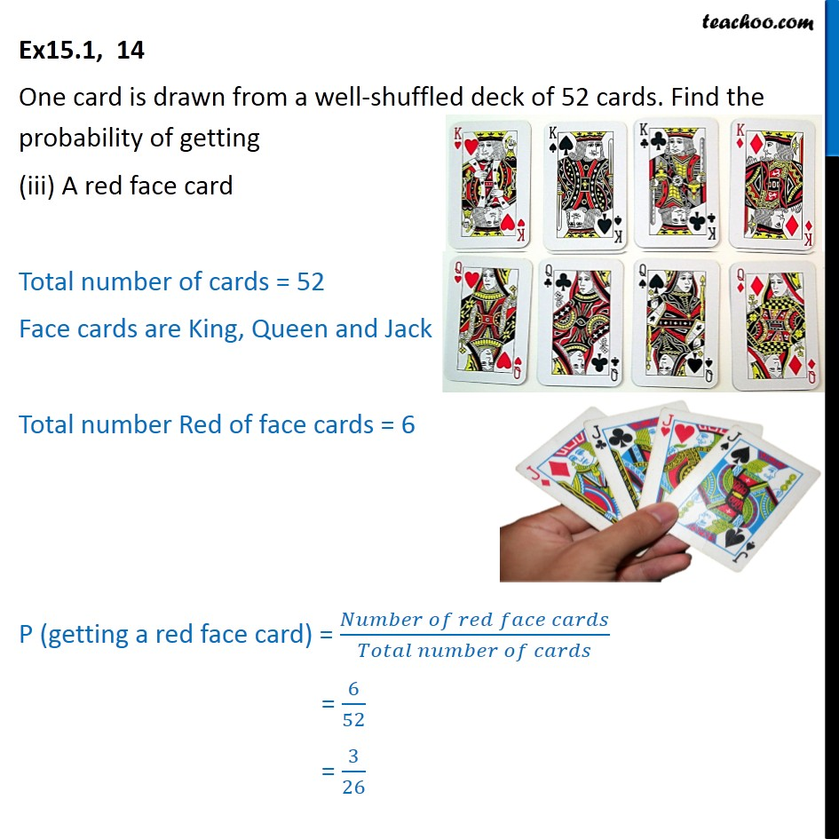 Ex 15.1, 14 - Chapter 15 Class 10 Probability - Part 3