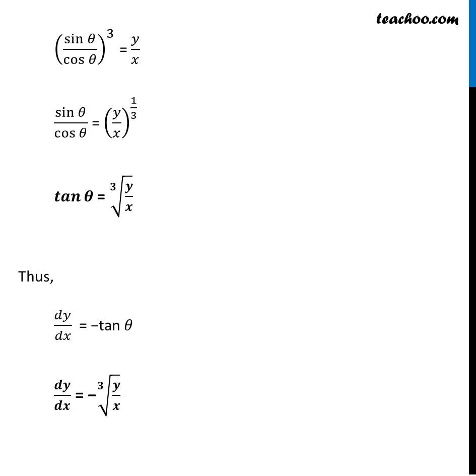 Example 37 - Chapter 5 Class 12 Continuity and Differentiability - Part 6