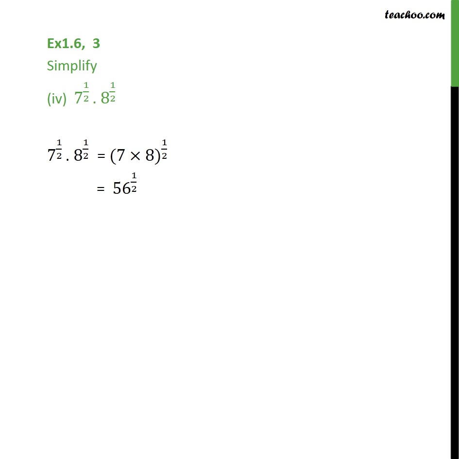 Ex 1.6,3 - Chapter 1 Class 9 Number Systems - Part 4