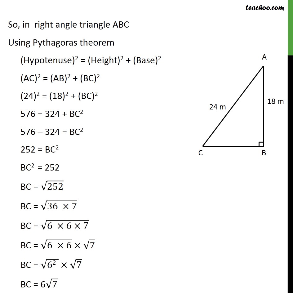 Ex 6.5, 10 - Chapter 6 Class 10 Triangles - Part 2