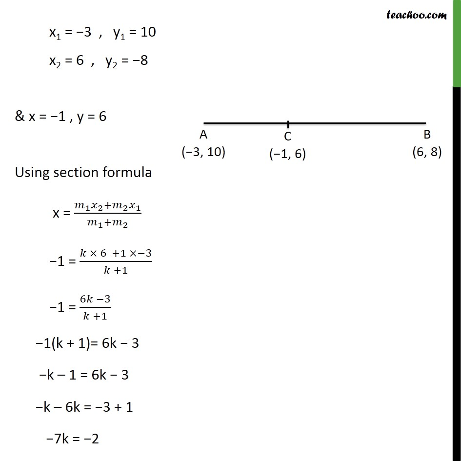 Ex 7.2, 4 - Chapter 7 Class 10 Coordinate Geometry - Part 2