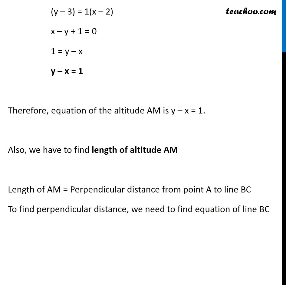 Ex 10.3, 17 - Chapter 10 Class 11 Straight Lines - Part 4