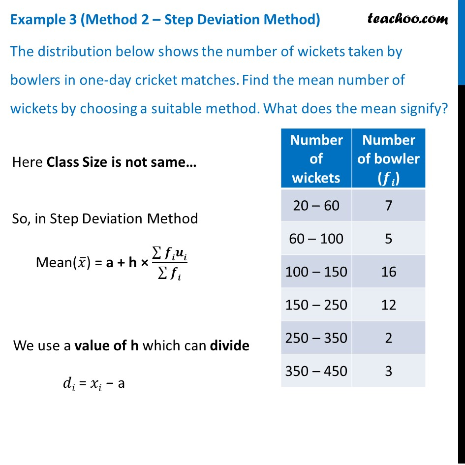 Example 3 - Chapter 14 Class 10 Statistics - Part 2