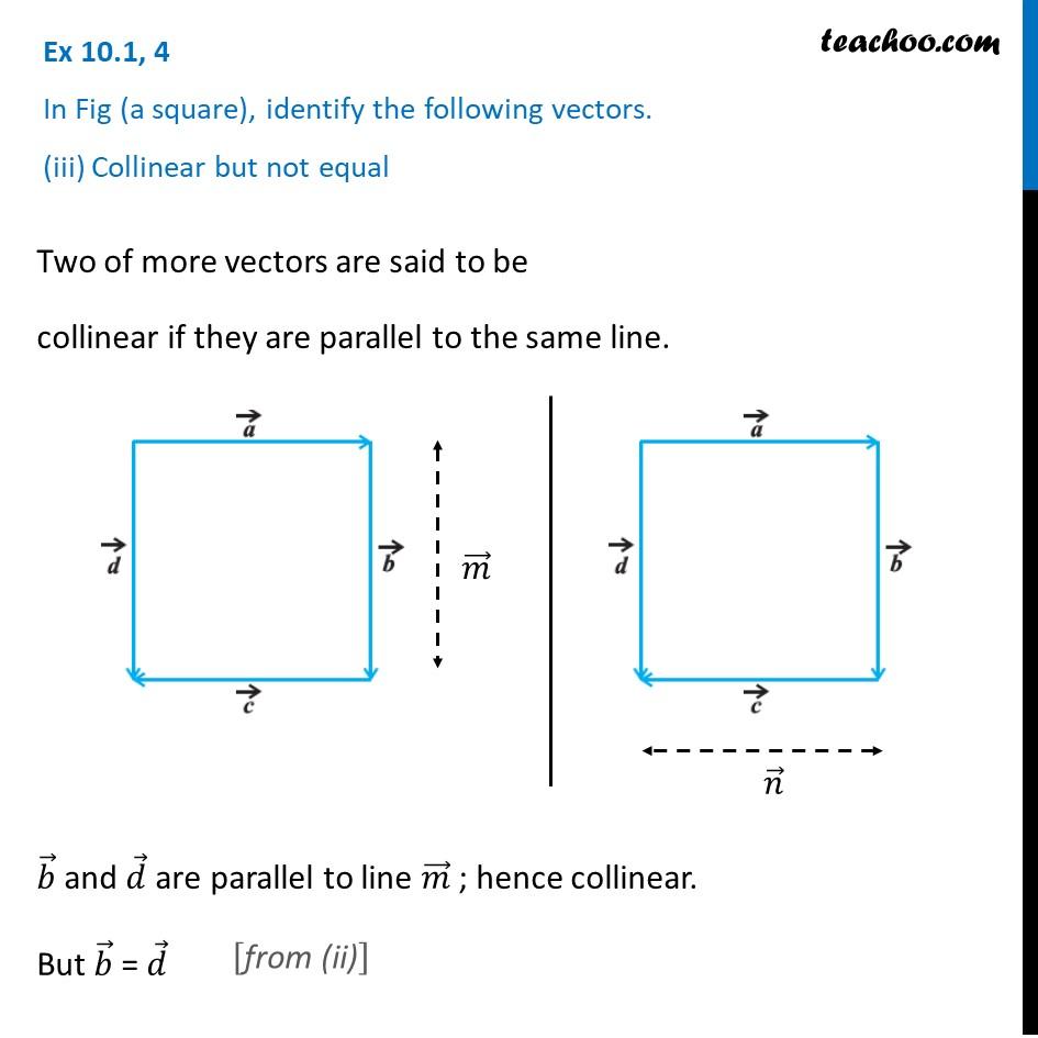 Ex 10.1, 4 - Chapter 10 Class 12 Vector Algebra - Part 3