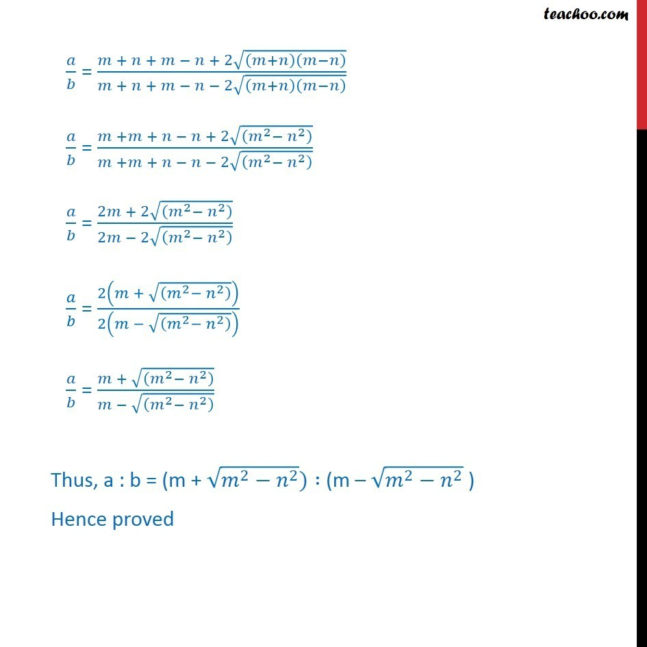 Misc 19 - Chapter 9 Class 11 Sequences and Series - Part 5