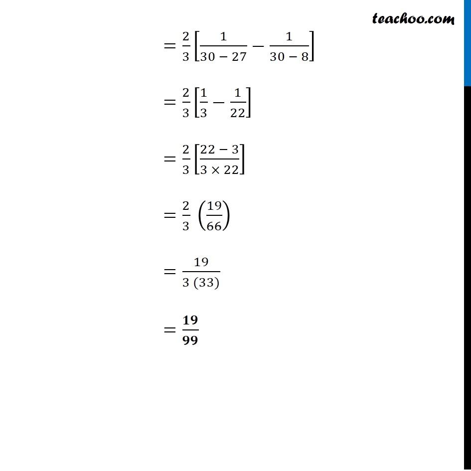 Example 27 - Chapter 7 Class 12 Integrals - Part 6