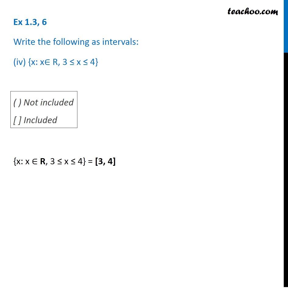Ex 1.3, 6 - Chapter 1 Class 11 Sets - Part 4