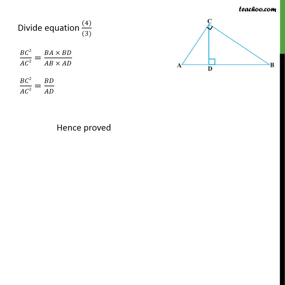 Example 10 - Chapter 6 Class 10 Triangles - Part 3