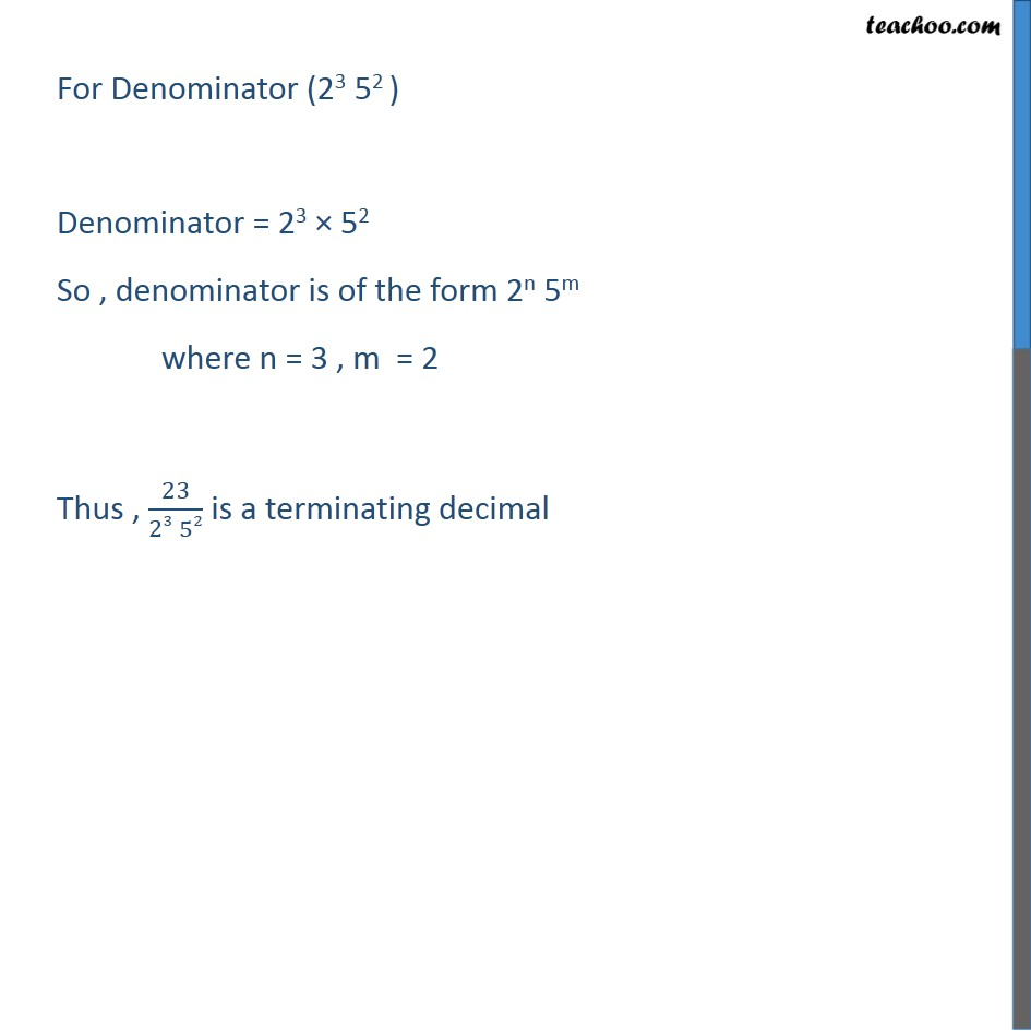 Ex 1.4, 1 - Chapter 1 Class 10 Real Numbers - Part 12