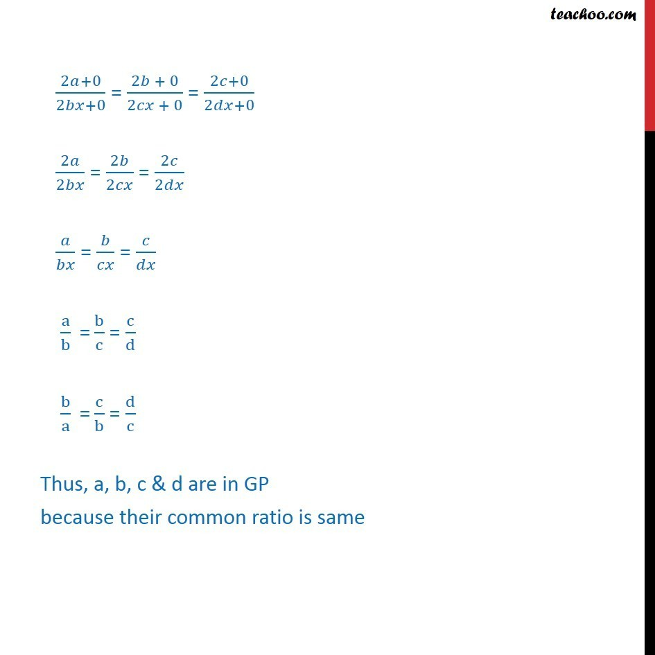 Misc 13 - Chapter 9 Class 11 Sequences and Series - Part 3