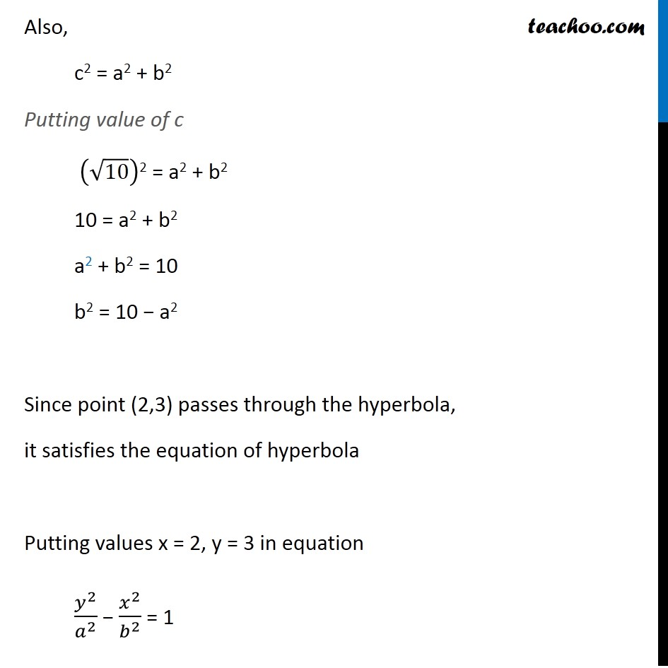 Ex 11.4,  15 - Chapter 11 Class 11 Conic Sections - Part 2