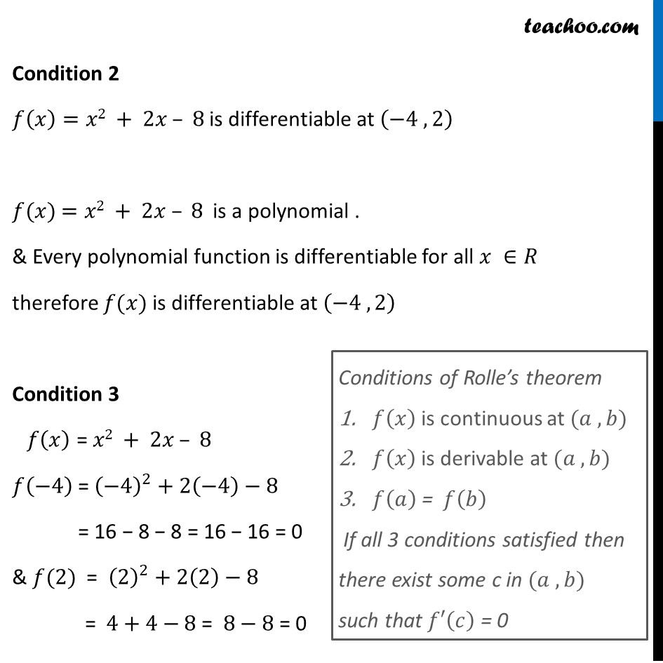 Ex 5.8, 1 - Chapter 5 Class 12 Continuity and Differentiability - Part 2