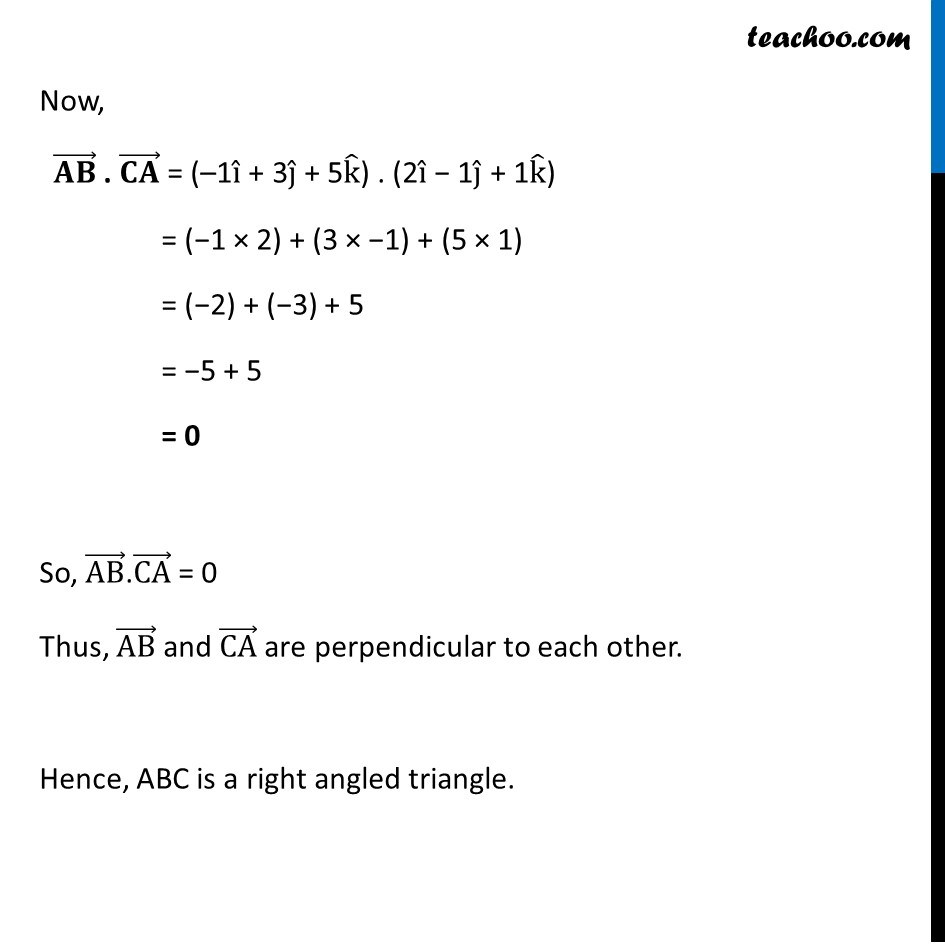 Ex 10.2, 17 - Chapter 10 Class 12 Vector Algebra - Part 3