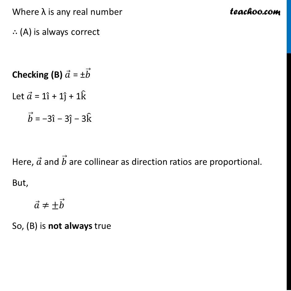 Ex 10.2, 19 - Chapter 10 Class 12 Vector Algebra - Part 2